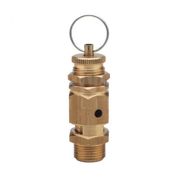 Brass Spring Safety Relief Valve