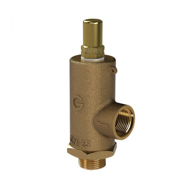 Gresswell G55 Bronze Proportional Lift Pressure Relief Valve