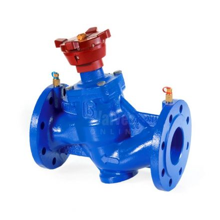 Balancing Valve Variable Orifice Flanged PN16