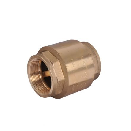 Brass Spring Check Valve Screwed BSP