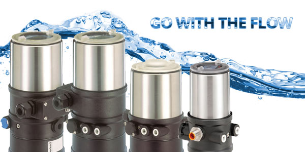 Hygienic Products - Go with the Flow - Controlling the Flow