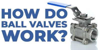 How do Ball Valves work?