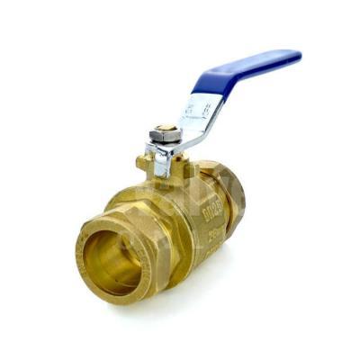 HS - DZR Brass Ball Valves