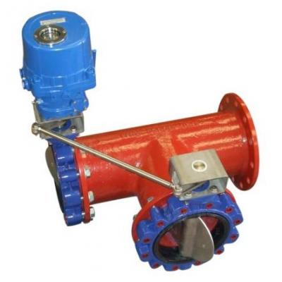Actuated Divert Valves