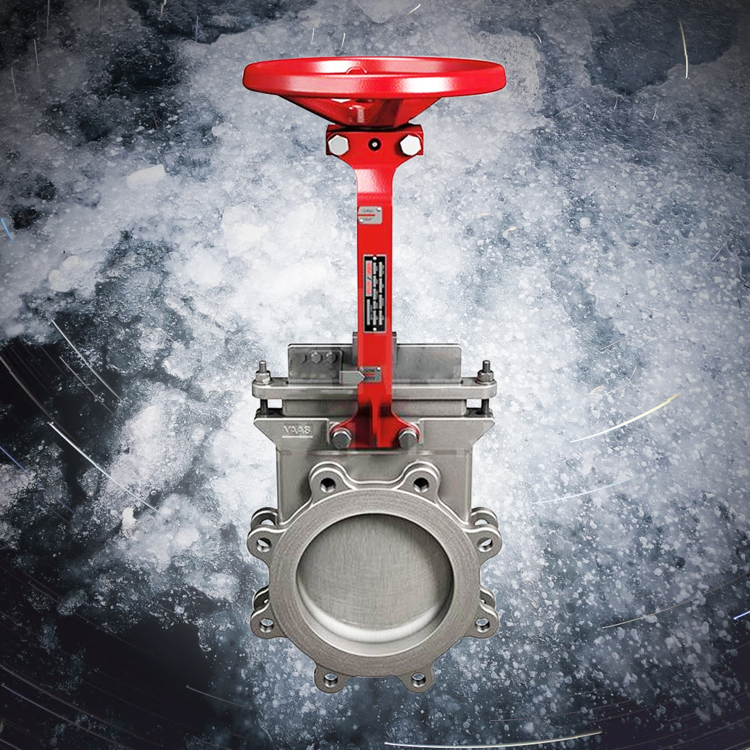 Series 740 Bidirectional Knife Gate Valves - Slurry