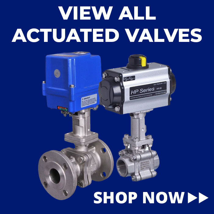 View All Actuated Valves