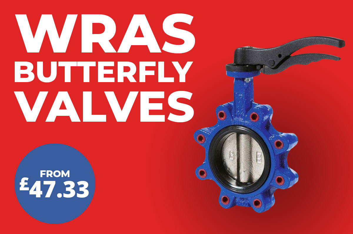 wras butterfly valves