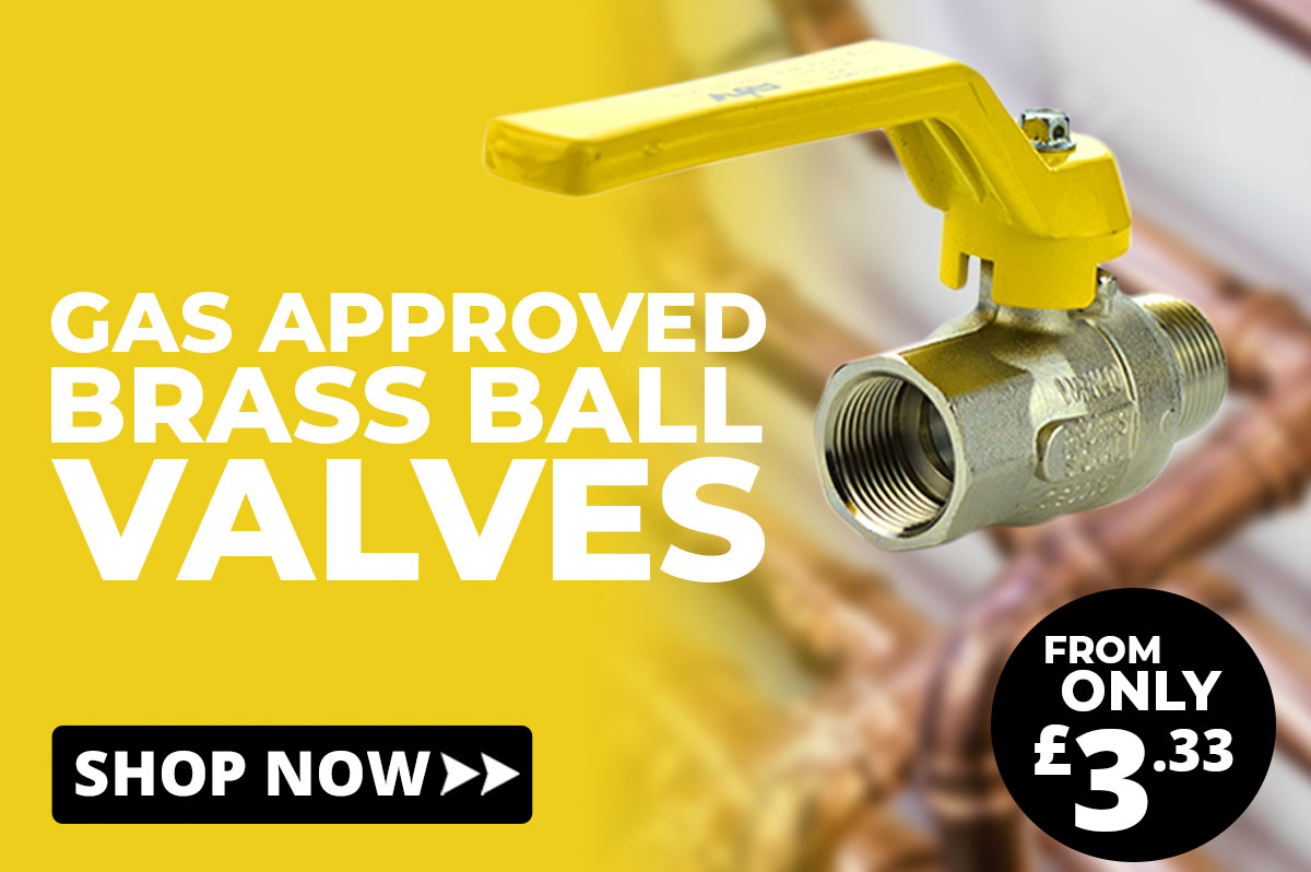 Gas Approved Brass Ball Valves