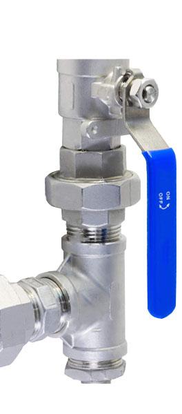 ball valve pipe